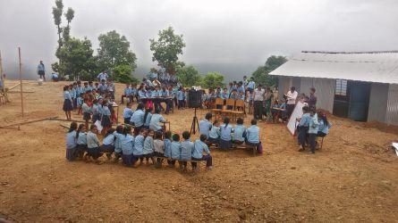 Chainpur Schule