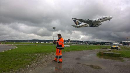 Bestandesänderung Flughafen