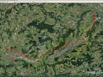 Route Messungen