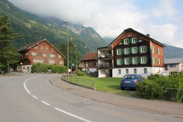Dorfkern Gemeinde Seedorf