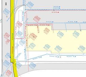 4_Ausschnitt Leitungskasterplan Abwasser (Stufe 4)